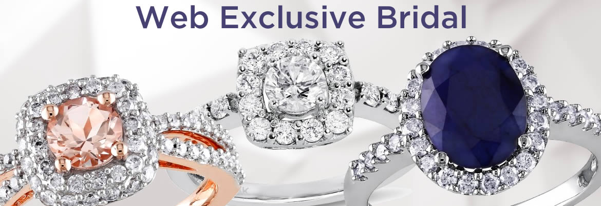 Web Exclusive Bridal Deals